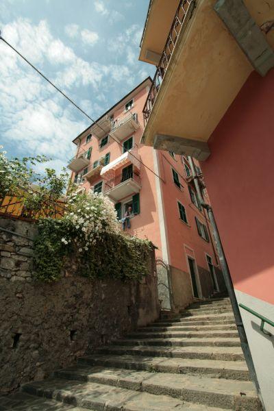 Vista esterna della casa vacanze Affitto Appartamento 94054 Portovenere