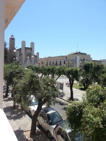 Vista dalla casa vacanze Affitto Appartamento 94154 Gallipoli