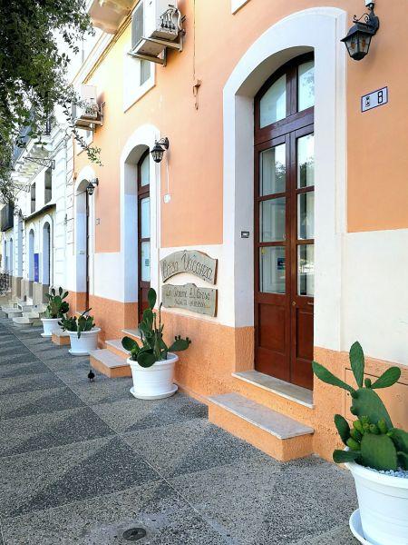 Vista esterna della casa vacanze Affitto Appartamento 94154 Gallipoli