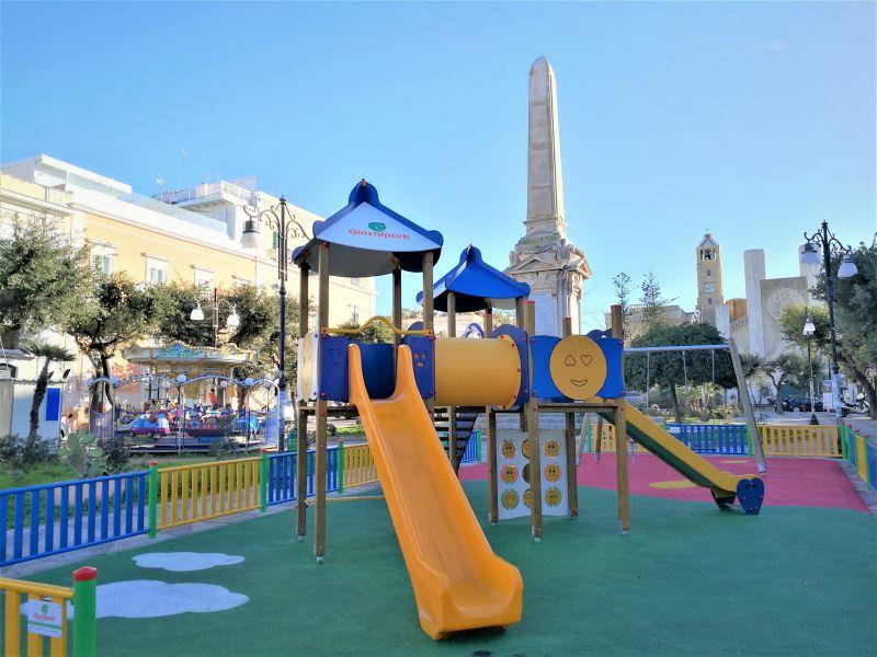 Vista nelle vicinanze Affitto Appartamento 94154 Gallipoli