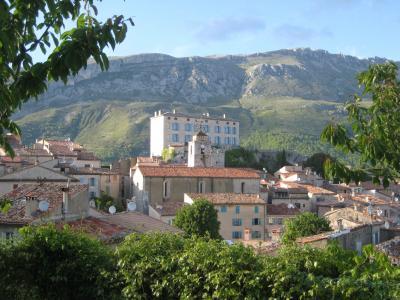 Vista dal terrazzo Affitto Villa  95040 Valbonne