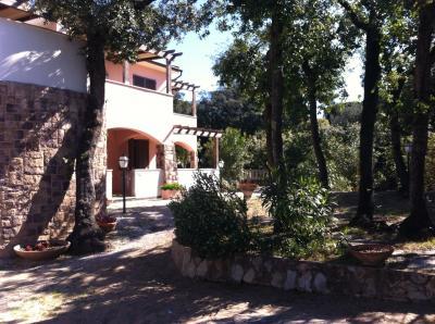 Vista esterna della casa vacanze Affitto Appartamento 97890 San Vincenzo