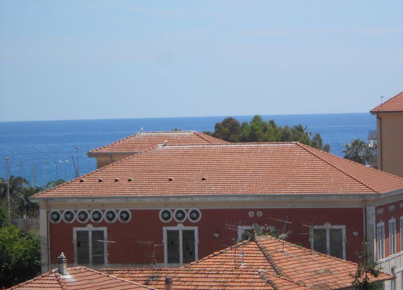 Vista dal balcone Affitto Appartamento 97919 Taggia