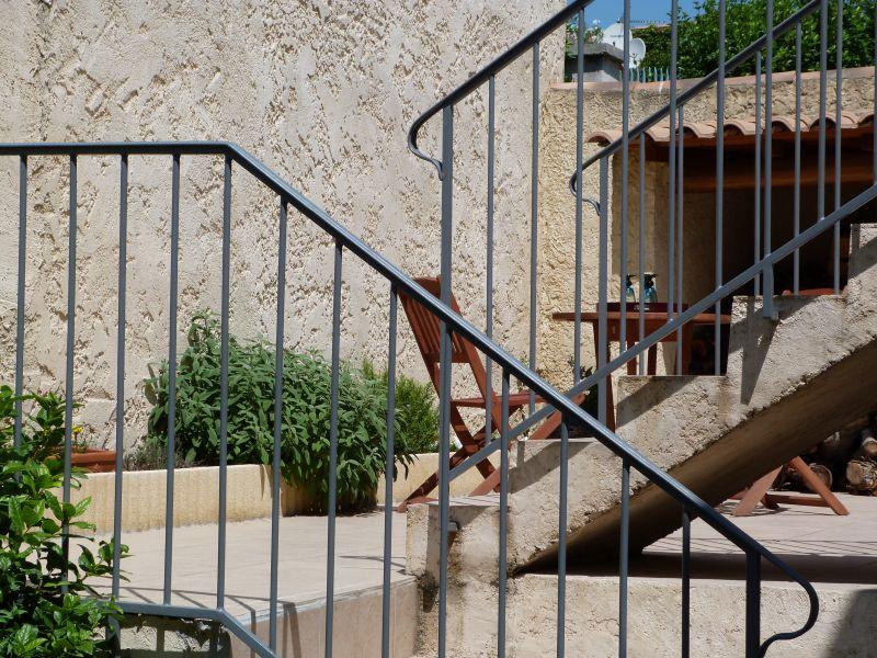 Vista dal terrazzo Affitto Appartamento 101756 Vedène