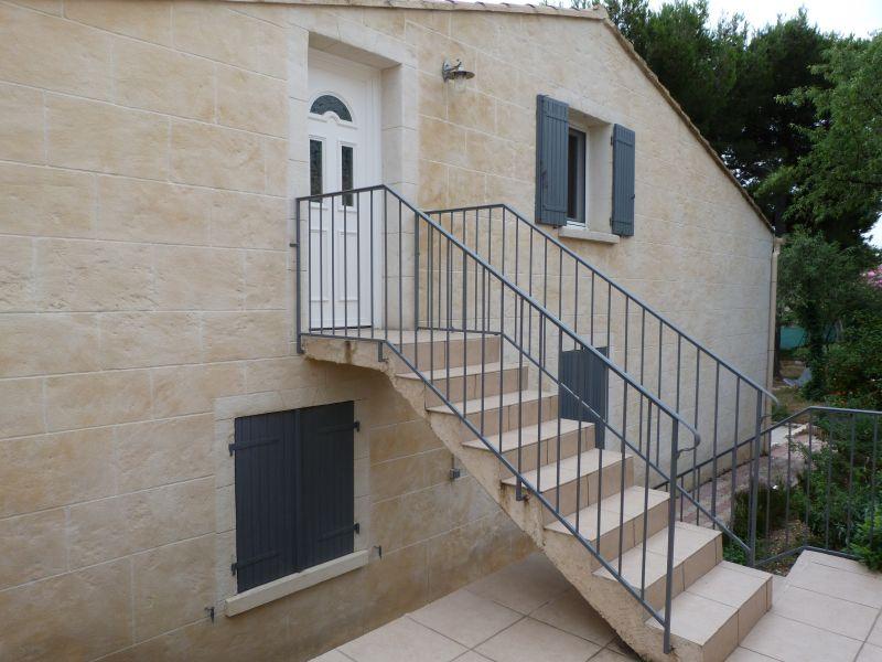 Vista dal balcone Affitto Appartamento 101756 Vedène