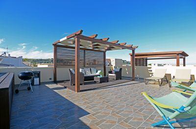 Vista dal terrazzo Affitto Appartamento 101903 San Vito lo Capo