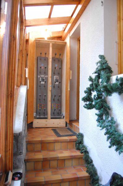 Entrata Affitto Chalet 106839 Courchevel