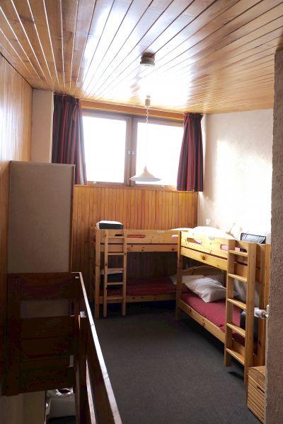 Zona notte aperta Affitto Appartamento 107171 Tignes