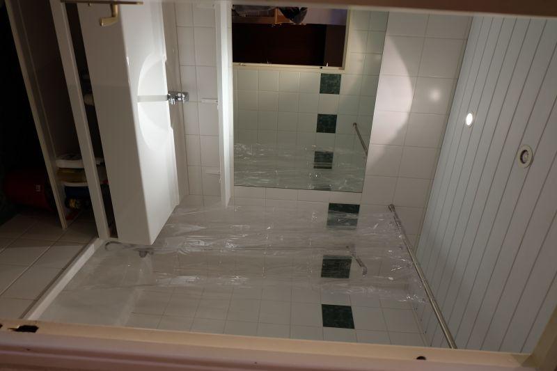 Bagno 1 Affitto Appartamento 107171 Tignes