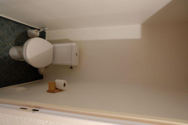 WC indipendente Affitto Appartamento 107171 Tignes