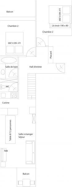 Affitto Appartamento 107171 Tignes