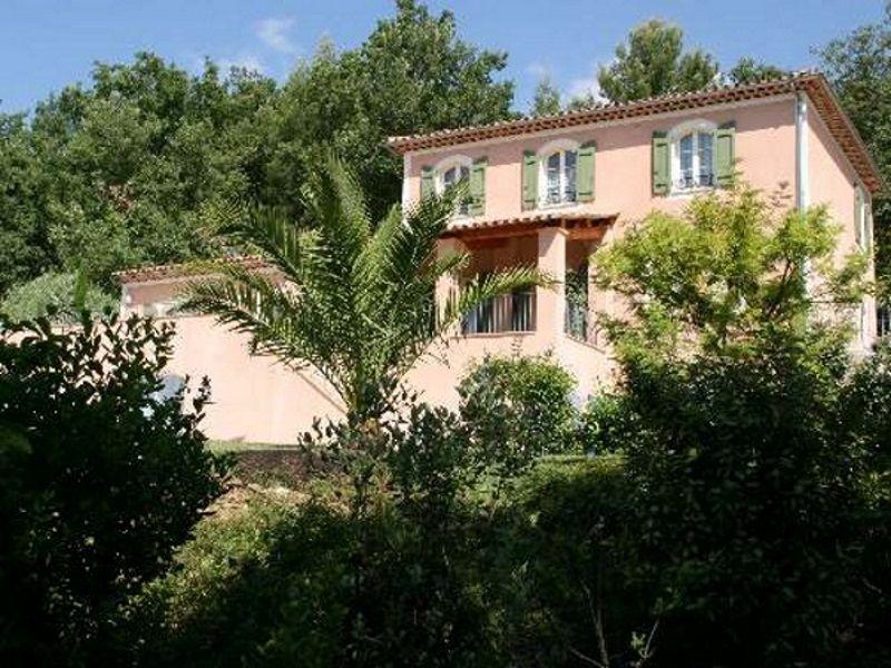 Vista esterna della casa vacanze Affitto Villa  108337 Fayence