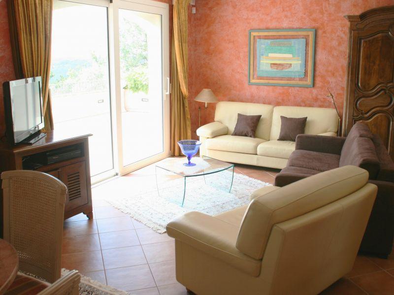 Soggiorno Affitto Villa  108337 Fayence