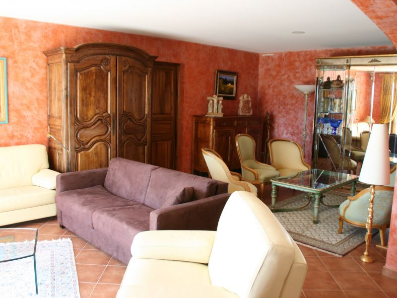 Salotto Affitto Villa  108337 Fayence