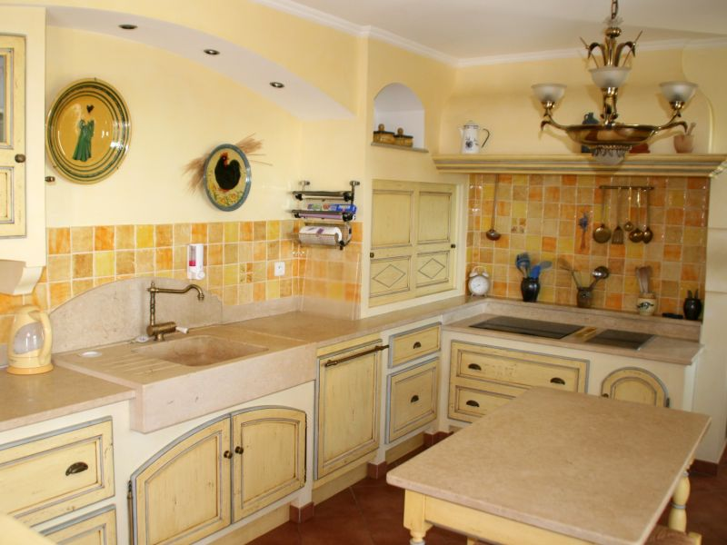 Cucina separata Affitto Villa  108337 Fayence