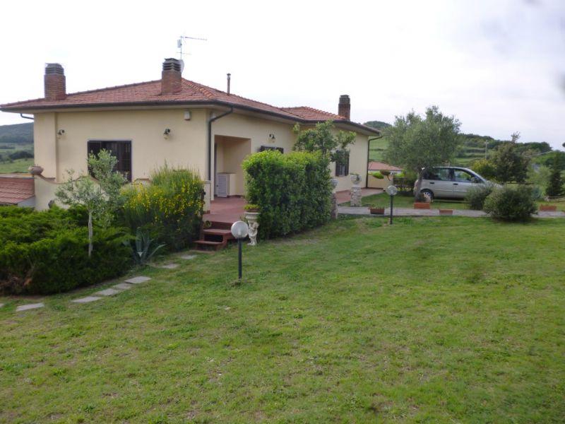 Giardino Affitto Villa  108856 Rosignano Marittimo