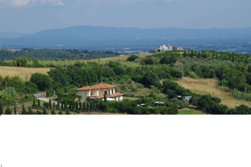 Vista dalla casa vacanze Affitto Villa  108856 Rosignano Marittimo