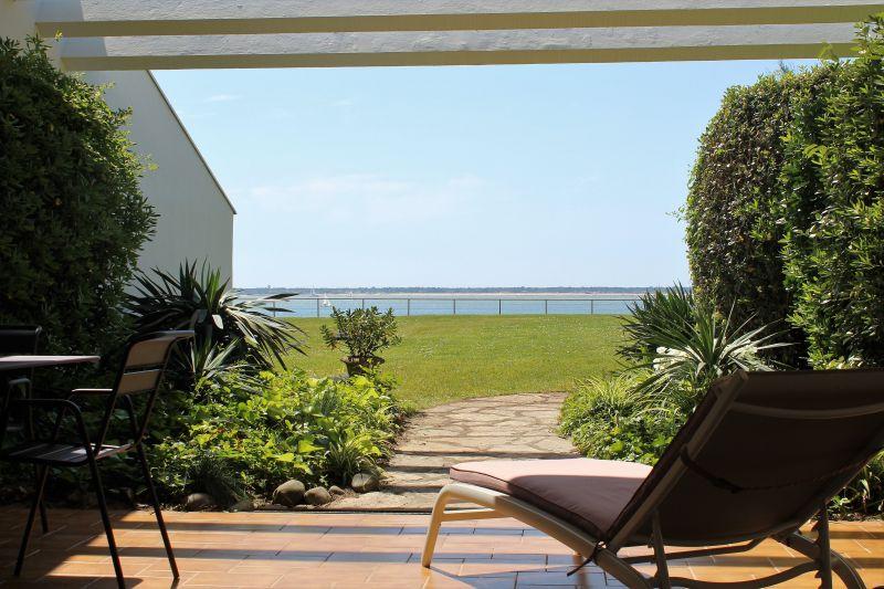 Vista dal terrazzo Affitto Appartamento 109889 Pyla sur Mer