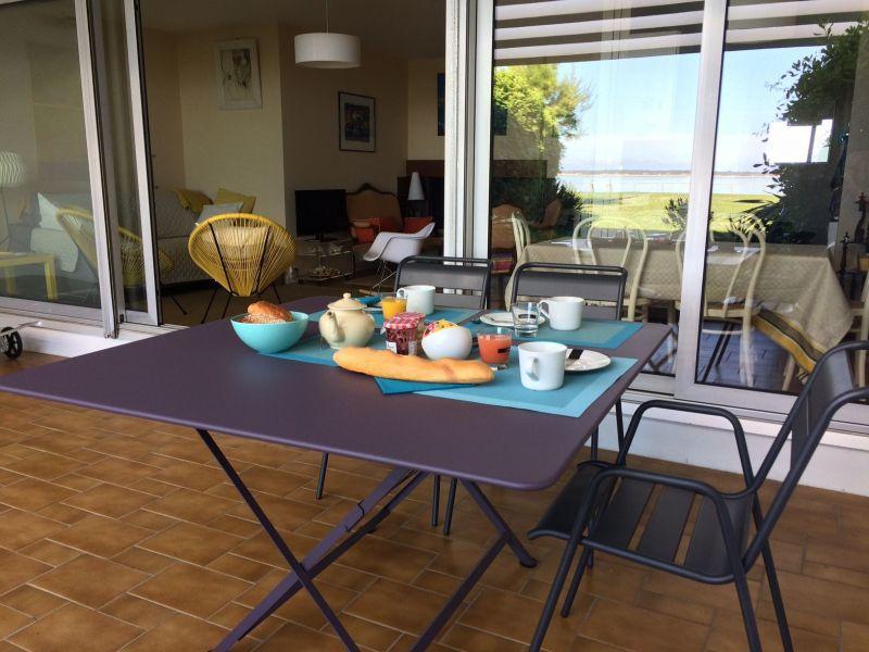 Terrazzo Affitto Appartamento 109889 Pyla sur Mer