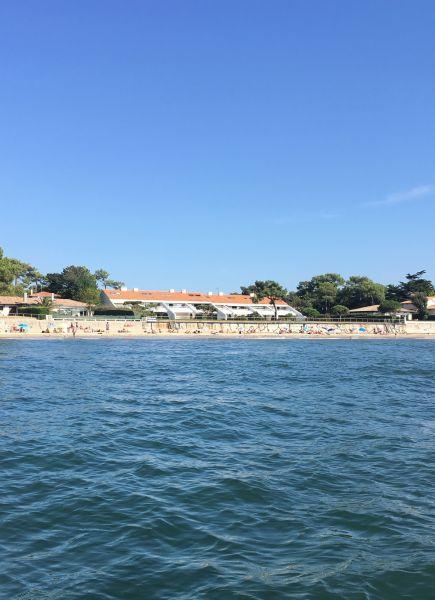 Vista esterna della casa vacanze Affitto Appartamento 109889 Pyla sur Mer