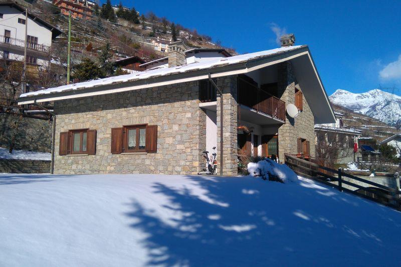 Vista esterna della casa vacanze Affitto Villa  112722 Pila