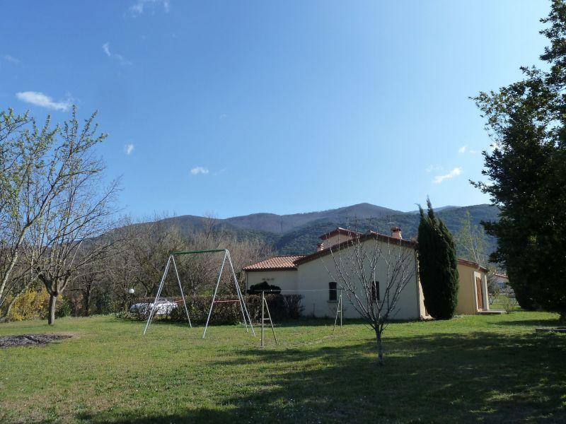 Giardino Affitto Villa  113135 Ceret