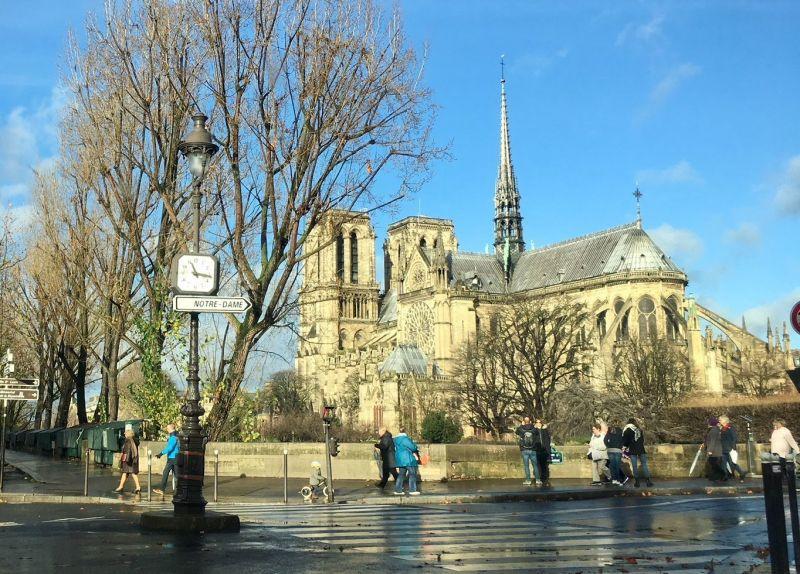 Vista nelle vicinanze Affitto Monolocale 113449 PARIGI