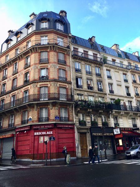 Vista esterna della casa vacanze Affitto Monolocale 113449 PARIGI