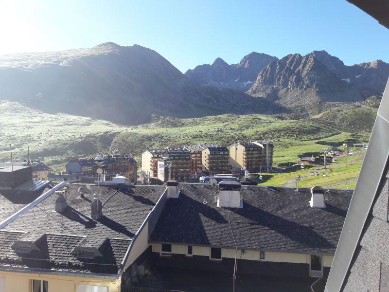 Vista dalla casa vacanze Affitto Monolocale 113736 Pas de la Casa