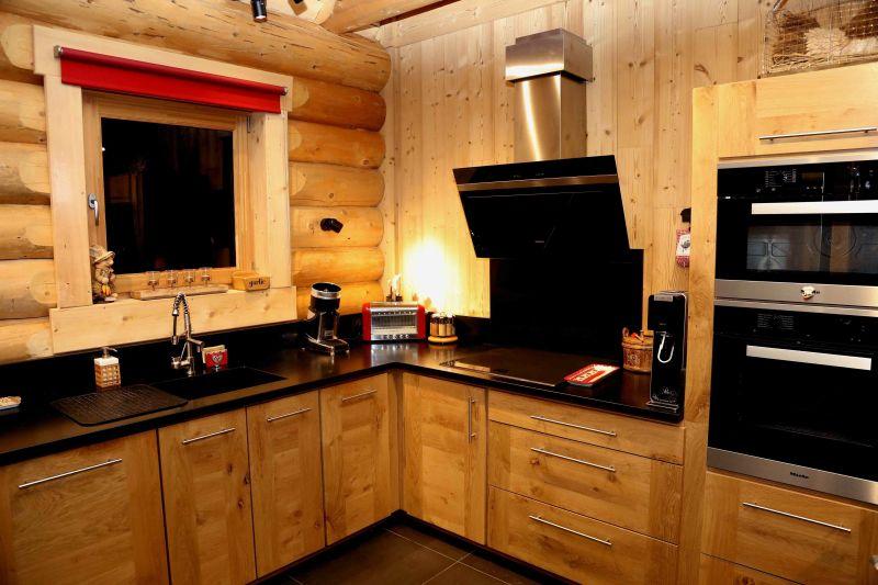 Cucina all'americana Affitto Chalet 116230 Font Romeu