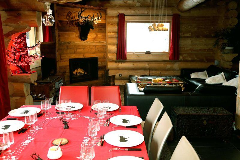 Sala da pranzo Affitto Chalet 116230 Font Romeu