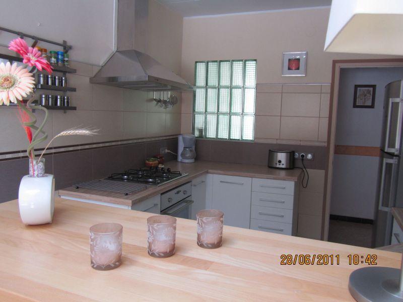 Cucina separata Affitto Villa  116391 Empuriabrava