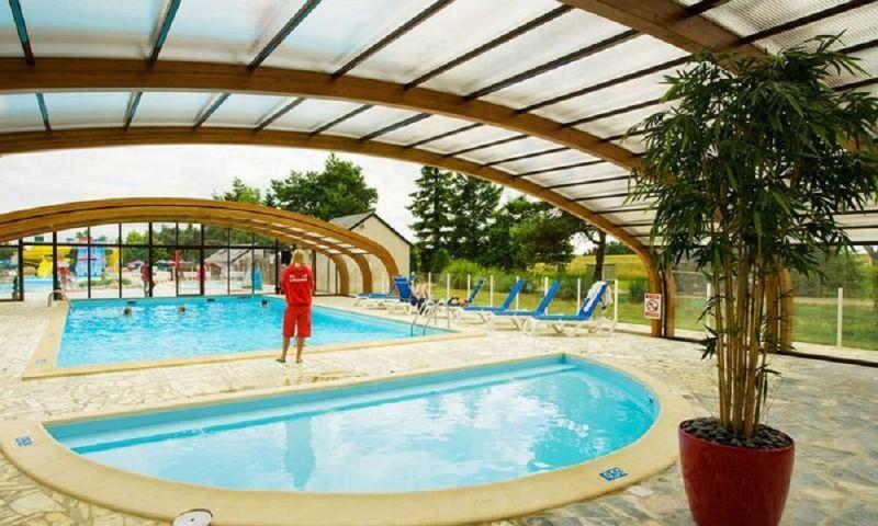 Piscina Affitto Casa mobile 117293 Blois