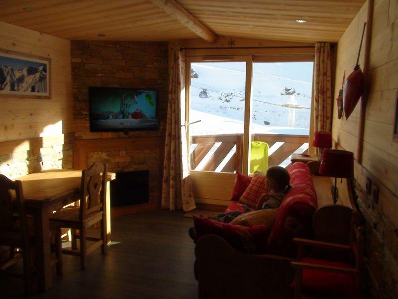 Salotto Affitto Appartamento 117442 Val Thorens