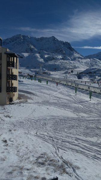 Vista dal terrazzo Affitto Appartamento 117442 Val Thorens