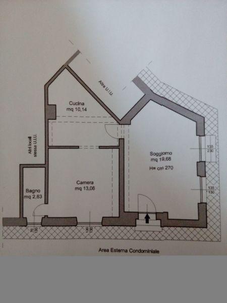 Affitto Appartamento 117859 Sestri Levante