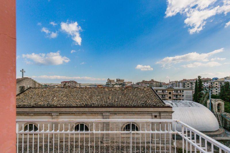 Vista dal balcone Affitto Appartamento 118881 Ragusa