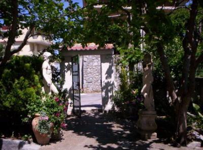 Giardino Affitto Appartamento 68556 Tropea