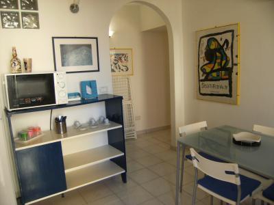Sala da pranzo Affitto Appartamento 70251 Gioiosa Marea