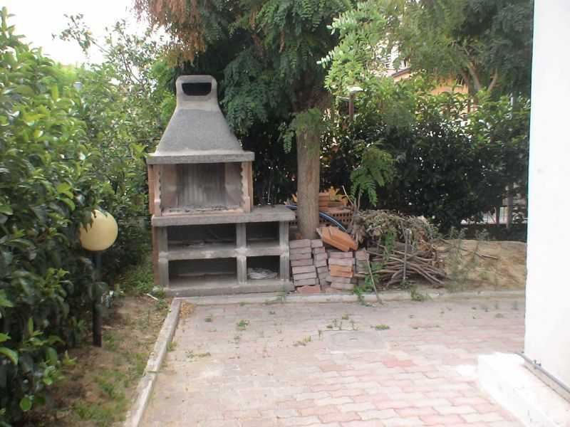 Barbecue Affitto Appartamento 71359 Villapiana