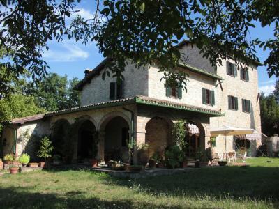 Vista esterna della casa vacanze Affitto Villa  71559 Acquasparta
