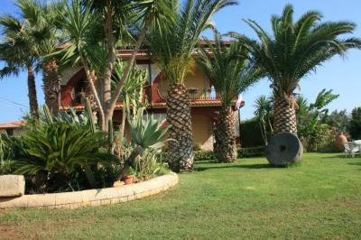 Vista esterna della casa vacanze Affitto Appartamento 73557 Avola