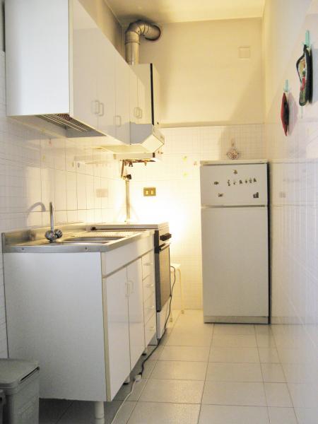 Cucina separata Affitto Appartamento 77121 Tortoreto