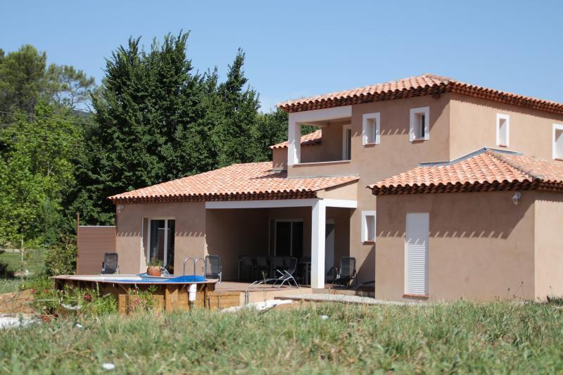 Vista esterna della casa vacanze Affitto Villa  82417 Hyères
