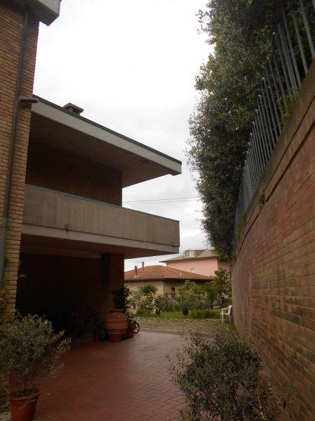 Vista esterna della casa vacanze Affitto Appartamento 90461 Cupra Marittima