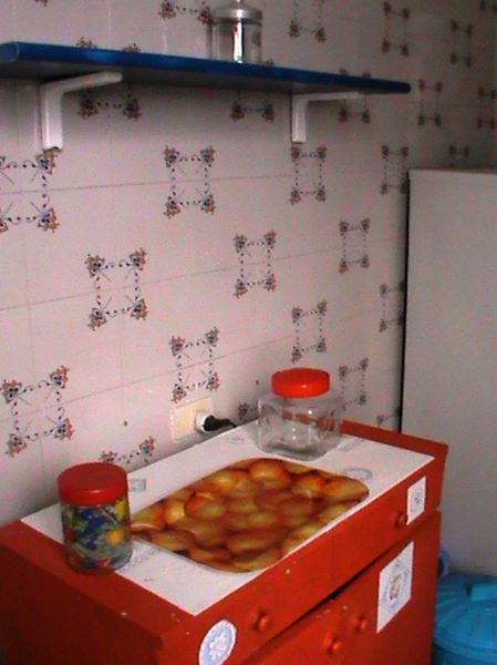 Cucina separata Affitto Appartamento 95625 Praia a Mare