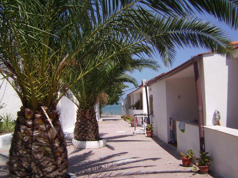 Vista esterna della casa vacanze Affitto Appartamento 96127 Vieste