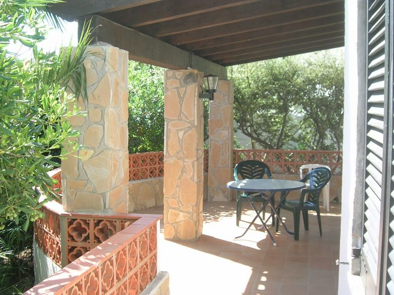Vista dal terrazzo Affitto Villa  96172 L'escala