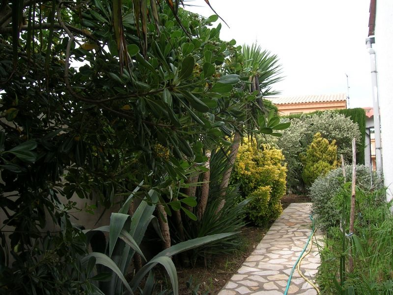 Vista esterna della casa vacanze Affitto Villa  96172 L'escala