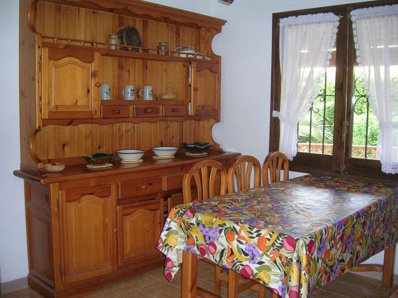 Sala da pranzo Affitto Villa  96172 L'escala